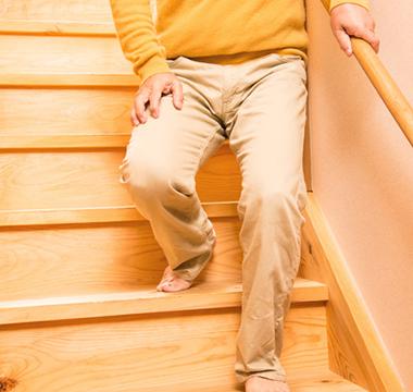 ヒザ関節痛の症状と原因