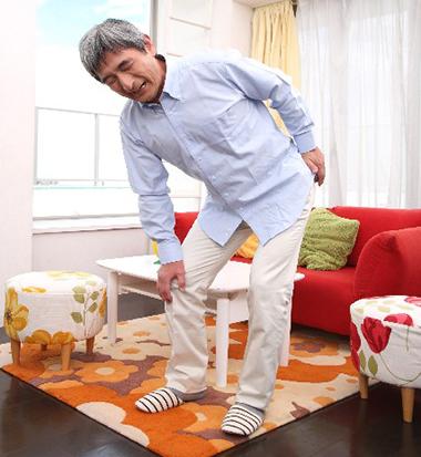 変形性膝関節症とグルコサミン